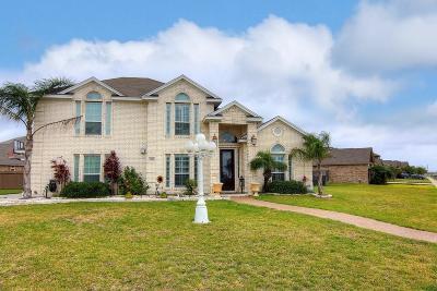 Corpus Christi TX Single Family Home For Sale: $369,000
