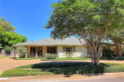 Corpus Christi Single Family Home For Sale: 474 Miramar Pl
