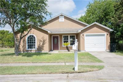 Single Family Home For Sale: 5441 Crockett St