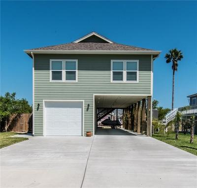 Rockport Single Family Home For Sale: 109 Copano Cove Road