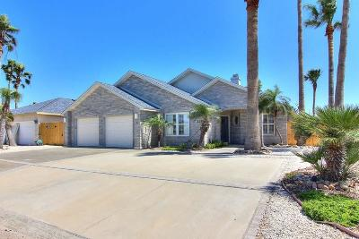 Port Aransas Single Family Home For Sale: 350 Blue Heron Dr
