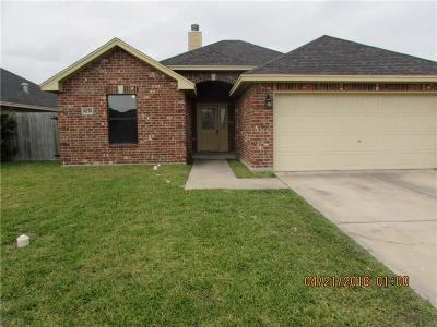 Corpus Christi TX Single Family Home For Sale: $189,900
