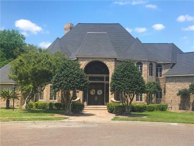 Corpus Christi TX Single Family Home For Sale: $1,200,000