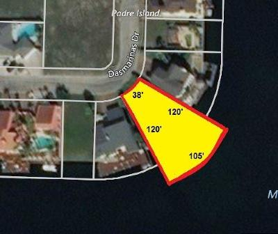 Corpus Christi Residential Lots & Land For Sale: 15362 Dasmarinas Dr