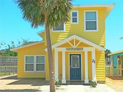 Port Aransas TX Condo/Townhouse For Sale: $365,000