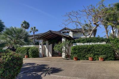 Single Family Home For Sale: 5740 Ocean Dr