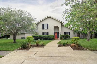 Single Family Home For Sale: 5127 Cape Ann Dr