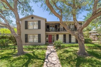 Single Family Home For Sale: 106 Alta Plaza