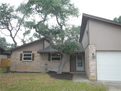 Ingleside Single Family Home For Sale: 2115 Eastwind St