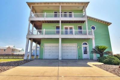 Port Aransas TX Single Family Home For Sale: $539,999