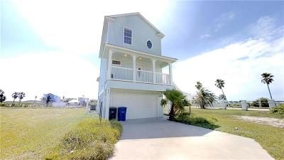 Port Aransas Condo/Townhouse For Sale: 162 La Concha Blvd #25