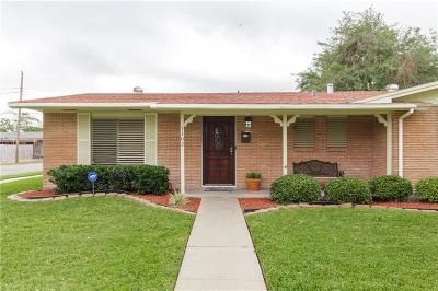 Corpus Christi TX Single Family Home For Sale: $154,900