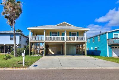 Port Aransas TX Single Family Home For Sale: $395,000