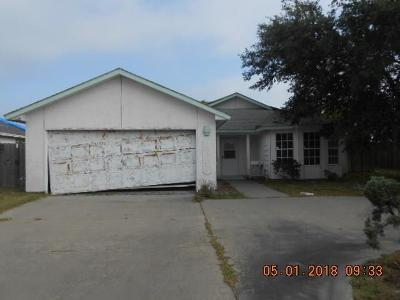 Single Family Home For Sale: 13930 Windjammer Dr