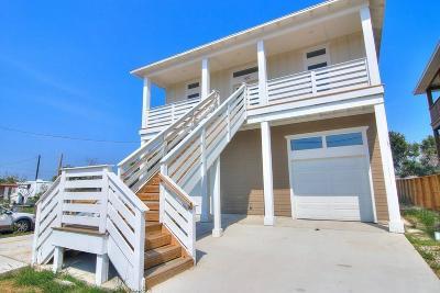 Port Aransas TX Single Family Home For Sale: $759,000
