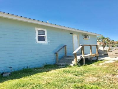 Port Aransas Single Family Home For Sale: 418 Avenue E