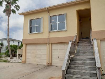 Port Aransas TX Condo/Townhouse For Sale: $195,000