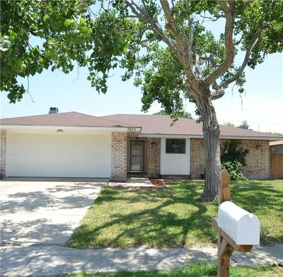Single Family Home For Sale: 3413 Cartagena Dr