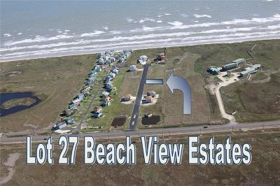 Corpus Christi Residential Lots & Land For Sale: 137 Beach View Dr