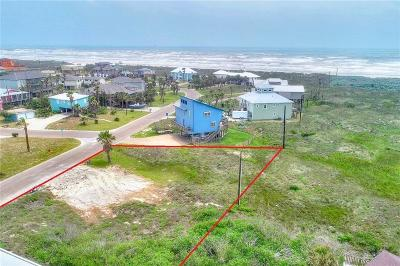 Port Aransas Residential Lots & Land For Sale: 722/719 Sea Breeze