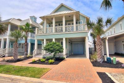 Port Aransas TX Single Family Home For Sale: $1,075,000
