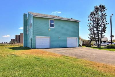 Port Aransas Single Family Home For Sale: 6877 State Highway 361 #21
