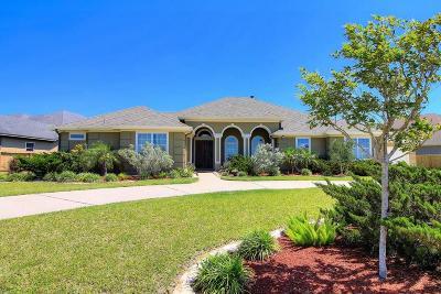 Single Family Home For Sale: 8417 Lago Vista Dr