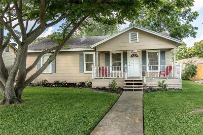 Corpus Christi TX Single Family Home For Sale: $144,990