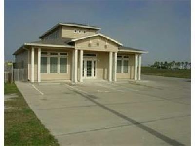Port Aransas Single Family Home For Sale: 107 Cut Off Road