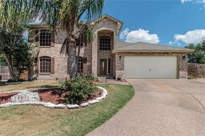 Single Family Home For Sale: 14911 Sandy Creek Ct
