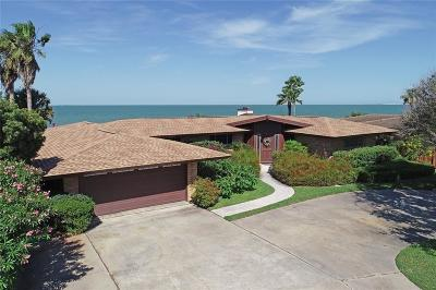 Nueces County Single Family Home For Sale: 3628 Ocean Dr