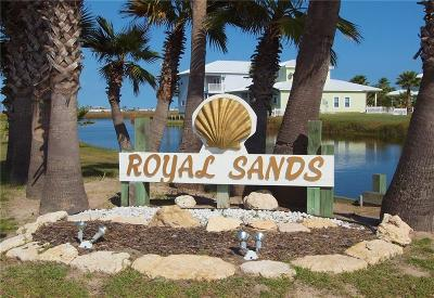 Port Aransas Residential Lots & Land For Sale: 355 Royal Dunes