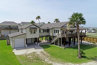 Port Aransas TX Single Family Home For Sale: $849,000