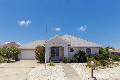 Corpus Christi Single Family Home For Sale: 14901 Lighthouse Dr