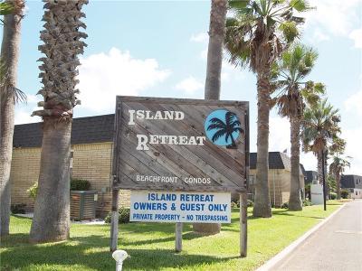 Port Aransas TX Condo/Townhouse For Sale: $109,500