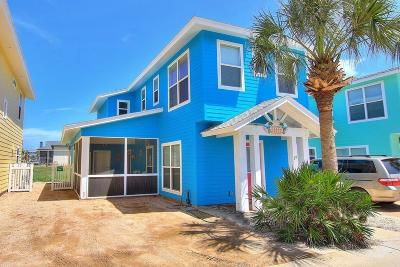 Port Aransas TX Single Family Home For Sale: $329,000