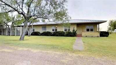 Robstown Single Family Home For Sale: 3761 Fm Rd 665