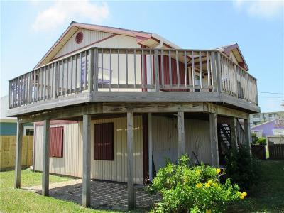 Port Aransas TX Single Family Home For Sale: $319,900