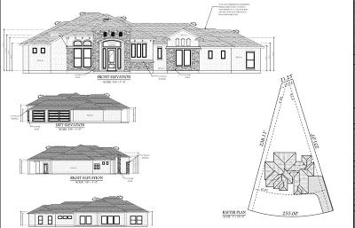 Single Family Home For Sale: 6202 Lago Vista Dr