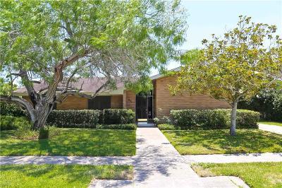Corpus Christi TX Single Family Home For Sale: $232,500