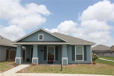 Corpus Christi TX Single Family Home For Sale: $194,500