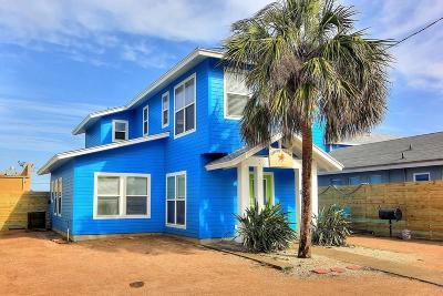 Port Aransas TX Single Family Home For Sale: $369,900