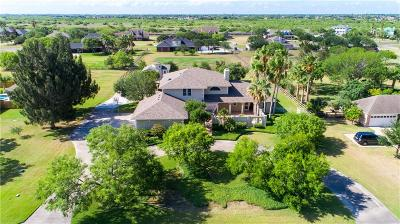 Corpus Christi TX Single Family Home For Sale: $595,000