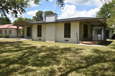 Robstown Single Family Home For Sale: 307 Ligustrum