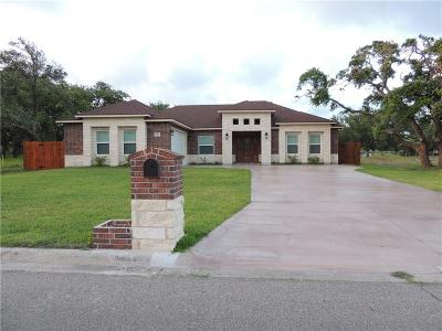 Aransas Pass Single Family Home For Sale: 948 W Deberry Ave