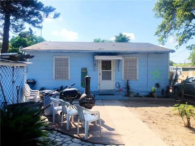 Corpus Christi TX Single Family Home For Sale: $84,900