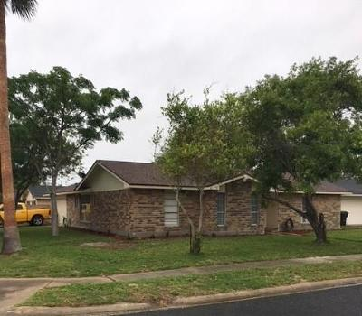 Corpus Christi TX Single Family Home For Sale: $179,950