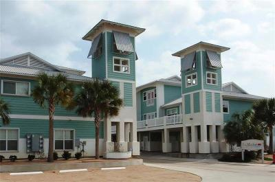 Port Aransas TX Condo/Townhouse For Sale: $279,999