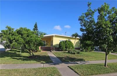 Corpus Christi TX Single Family Home For Sale: $185,000