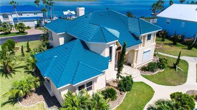 Aransas Pass Single Family Home For Sale: 126 Bay Harbor Dr